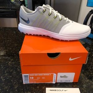 Nike Lunar Empress 2 Golf shoes $120 retail